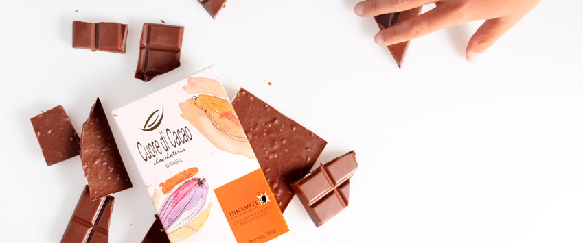 Chocolates Cuore di Cacao, Curitiba, Brasil