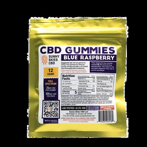 CBD Full-Spectrum Gummies