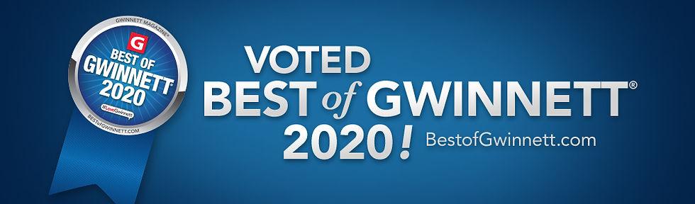 Best of Gwinnett Winner