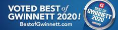 Best of Gwinnett Winner!