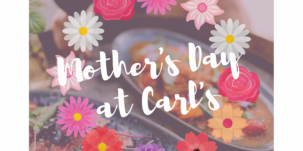 Mother's Day at Carl's
