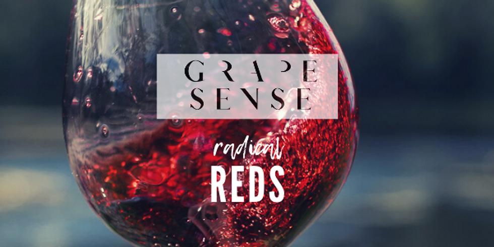 Grape Sense Ft. Radical Reds