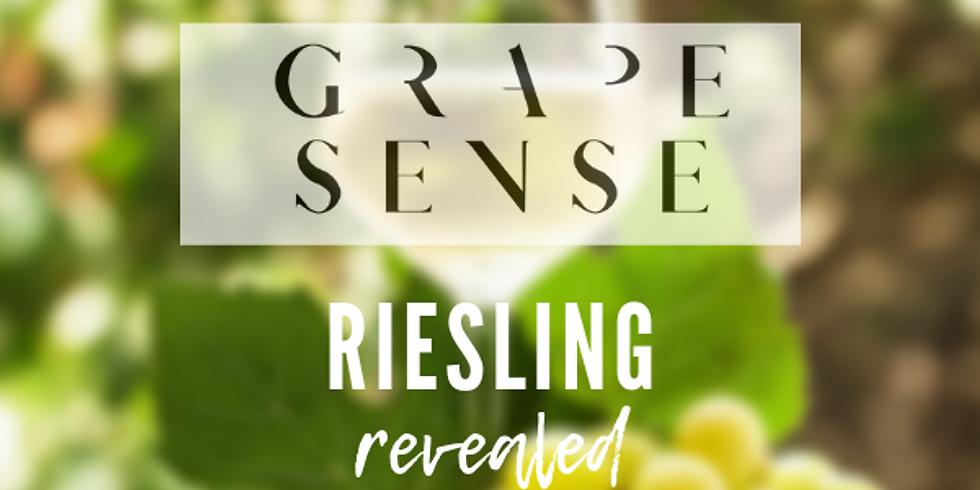 Grape Sense Volume 3: Riesling revealed