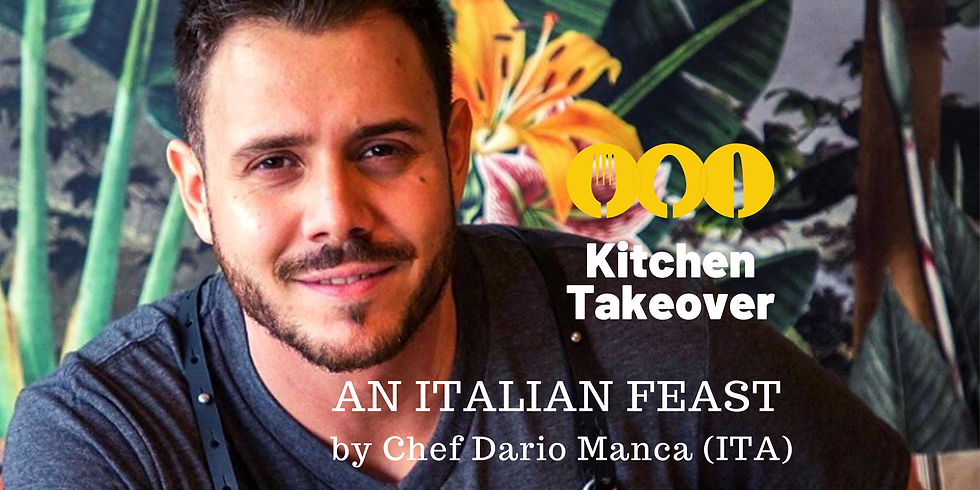 City Winery's Kitchen Takeover: An Italian Feast by Chef Dario Manca