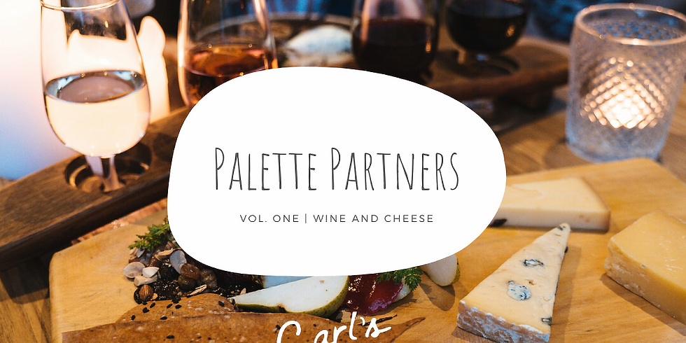 Palette Partners  |  Wine and Cheese Masterclass