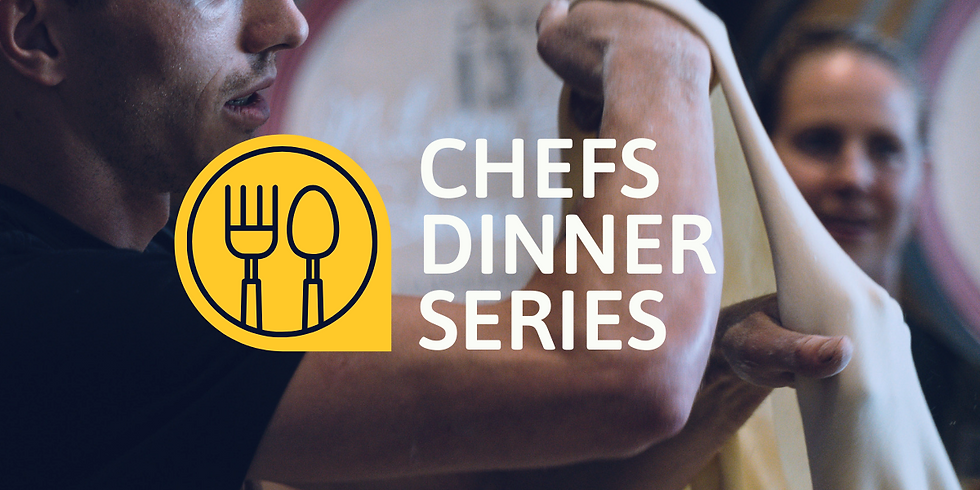 Chefs Dinner Series - Childhood Favourites