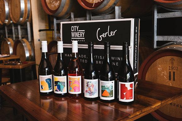 Gerler In Home Wine Tasting