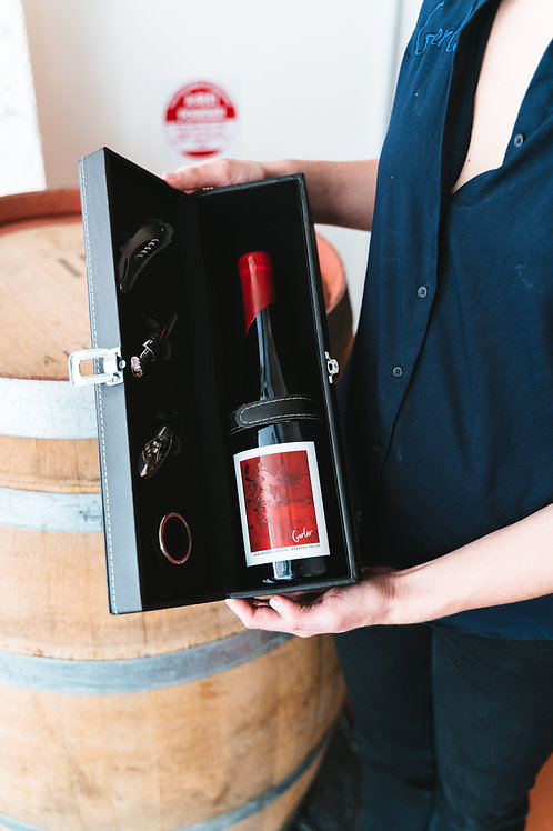 Reserve Wine in Leather Gift Box