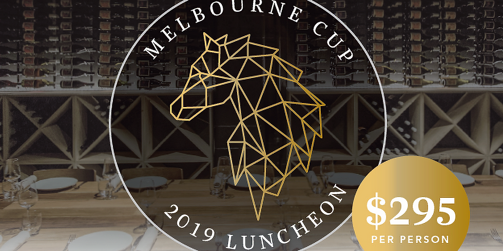 City Winery Melbourne Cup – The Golden Cellar