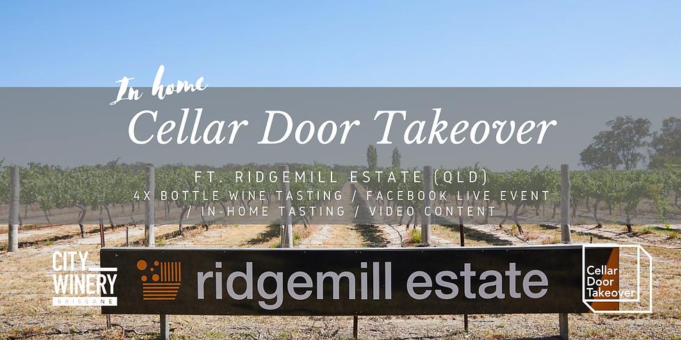 In Home Cellar Door Takeover - ft. Ridgemill Estate (QLD)