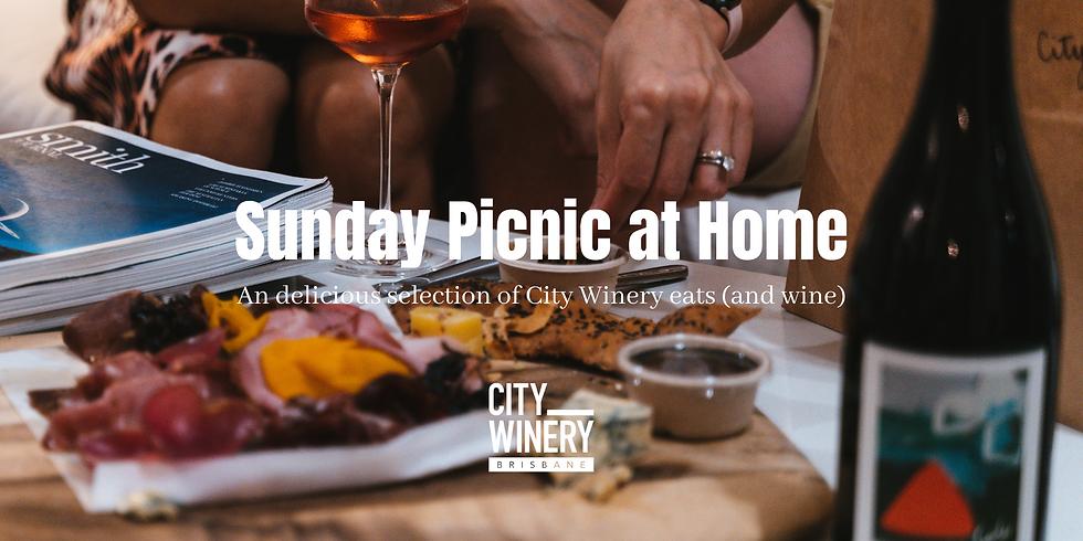 Sunday Picnic at Home
