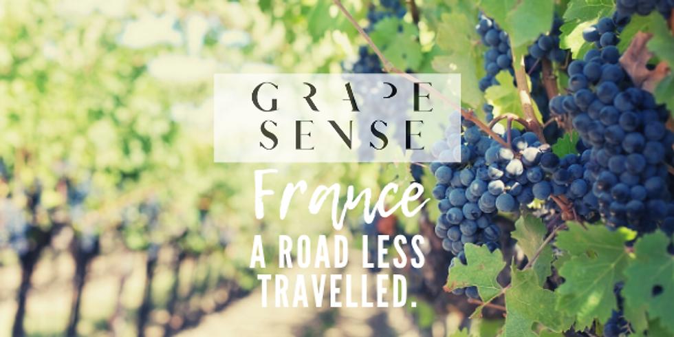 Grape Sense | France - a road less travelled