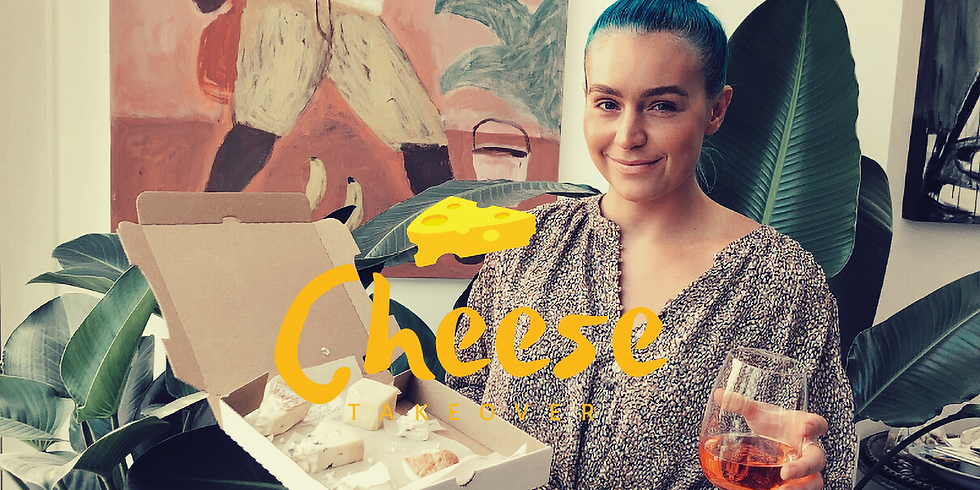 Cheese Takeover:  Amy Sheppard - Lead Singer from Sheppard