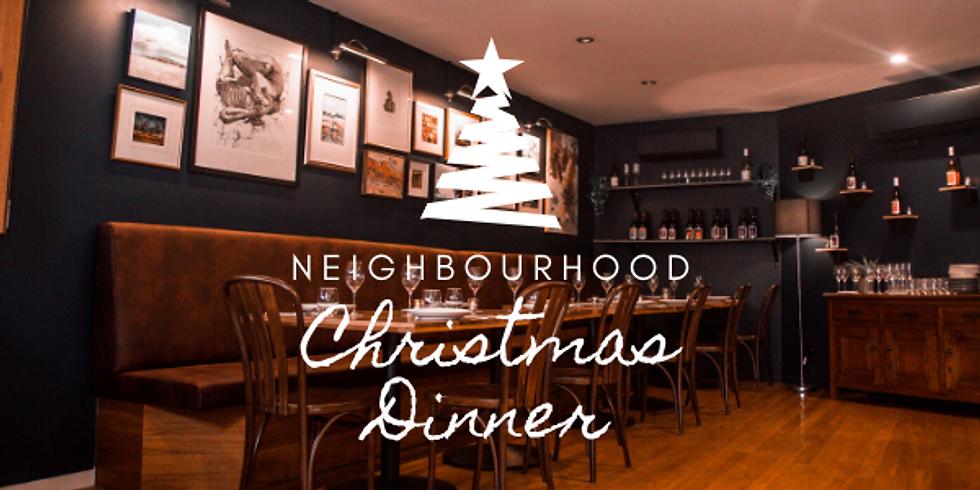 Carl's Neighbourhood Christmas Dinner