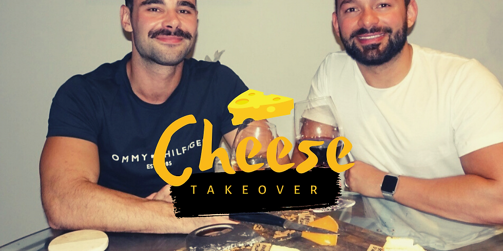 Cheese Takeover: Newstead's Matt Joudo and Taylor Fielding
