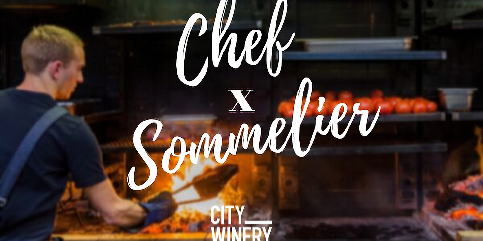 Chef x Sommelier:  Tuesday night dinner series