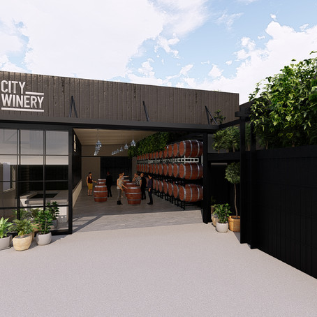 James Street precinct to get Brisbane's first Urban Winery.
