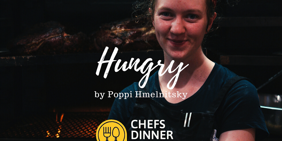 Chef's Dinner Series (at home):  Hungry.. by Poppi Olive