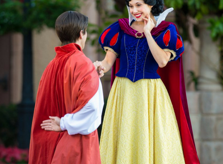 Top 10 Romantic Things to do at Walt Disney World