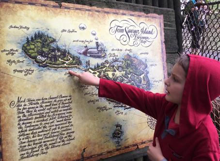 Tom Sawyer Island: a Hidden Gem!