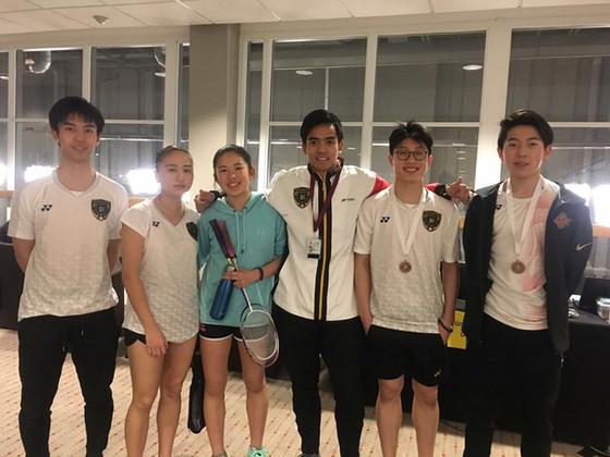 17.18 BLACK KNIGHT Badminton Ontario Jr HP A – Granite