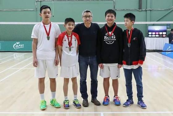 Yonex BC Junior Elite