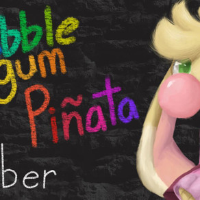 'NORMAL IS BORING', BUBBLEGUM PIÑATA IS FAR FROM IT