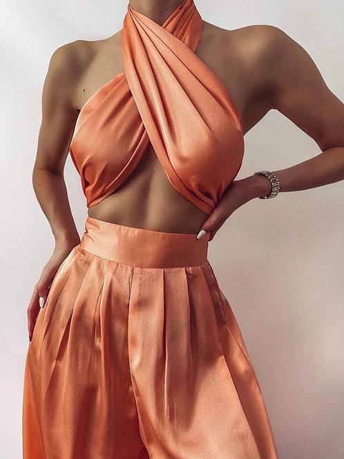 Mila Set - Orange