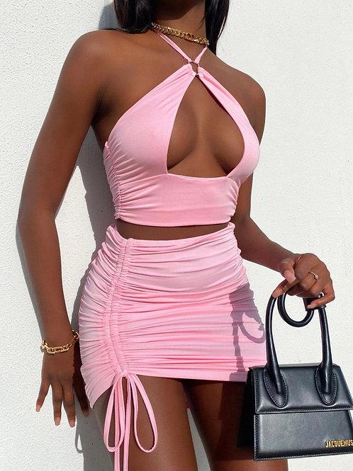 Kandis Cut Out Dress
