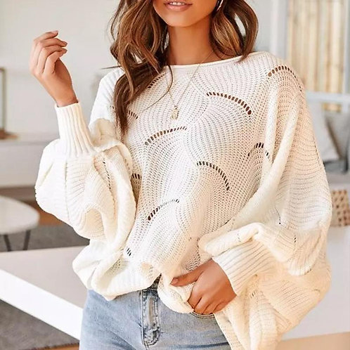 Wenda Oversize Knitted Sweater