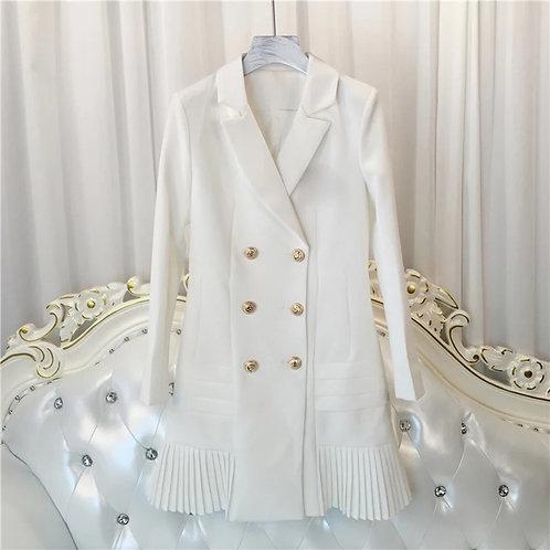 Classic Blazer Dress
