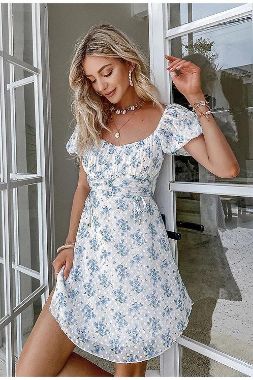 Pollan Floral Summer Dress