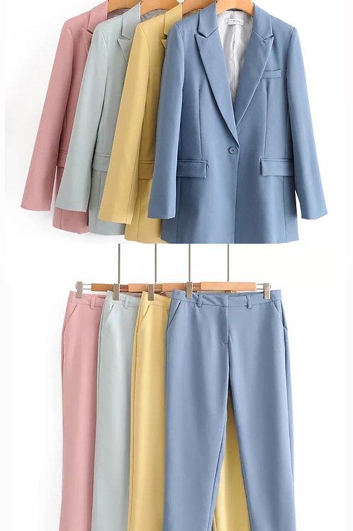 New Rettraw Summer Suit