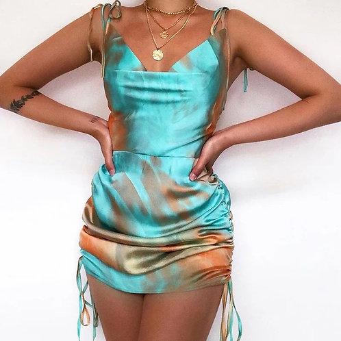 Terra Silk Dress
