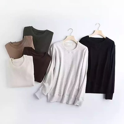 Jonny Basic Sweater