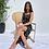 Thumbnail: Zaria Black Sexy Dress