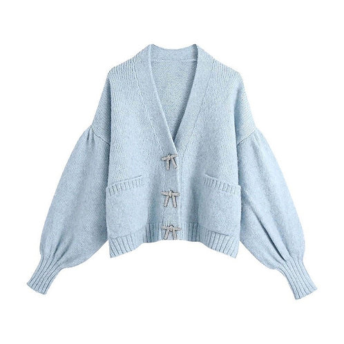 Jenny Knitted Cardigan