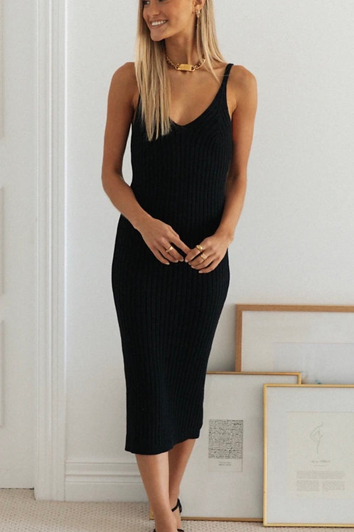 Lila Knitted Dress