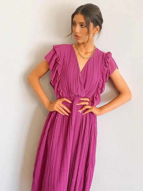 Heilln Midi Dress