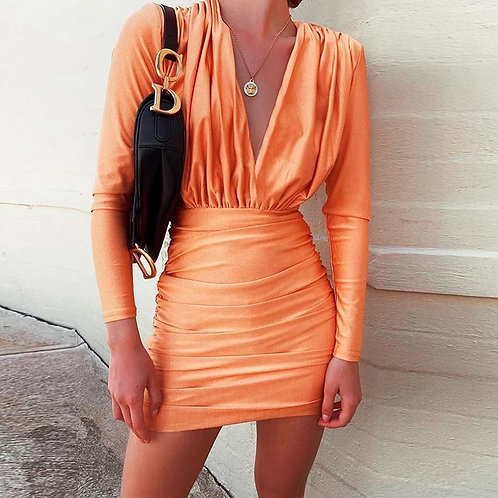 Golda Sexy Bodycon Dress
