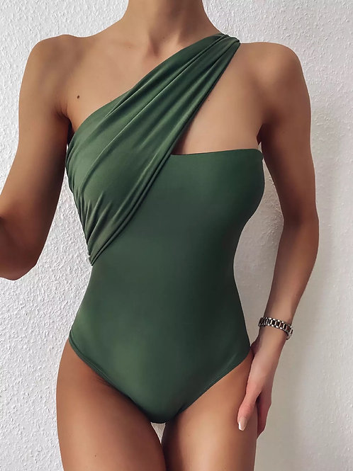 Bali One Shoulder Swimsuit