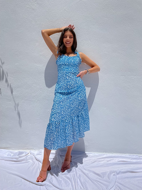 Jayde Sky Blue Dress