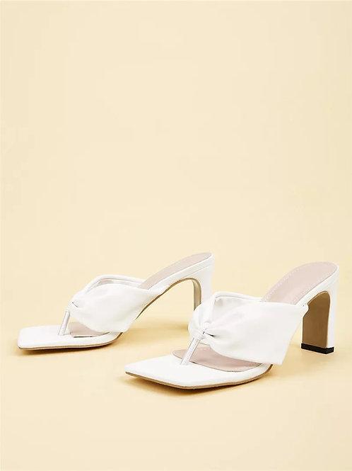 Kendal Heels - White