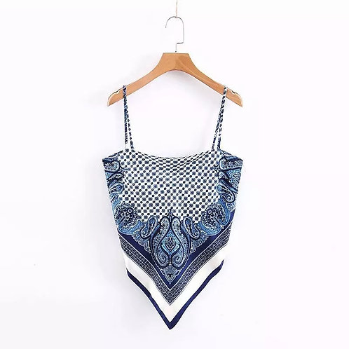 Molly Crop Top