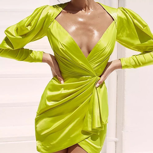 Larna Neon Dress