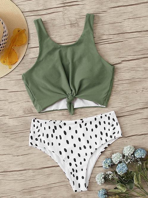 Sona High Waist Swimsuit