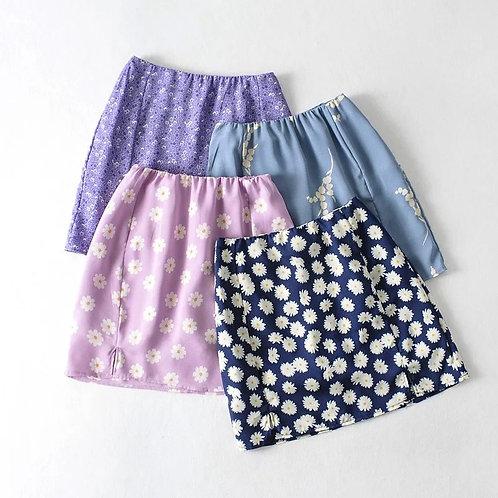 Eiko Basic Mini Skirt