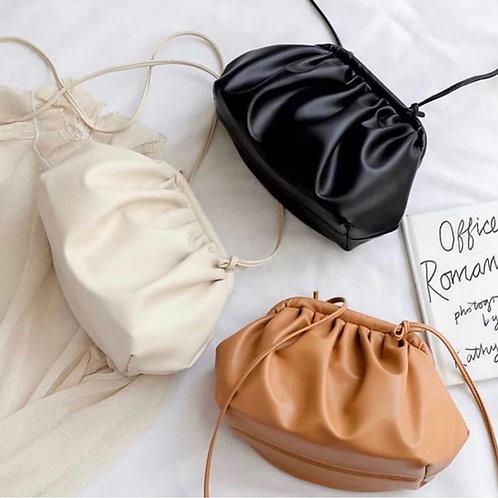 Tayma Leather Clutch