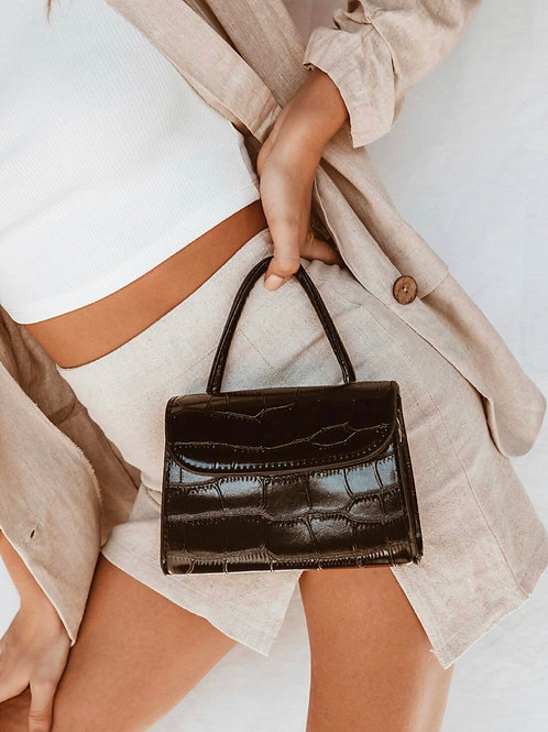 Nina Leather Bag