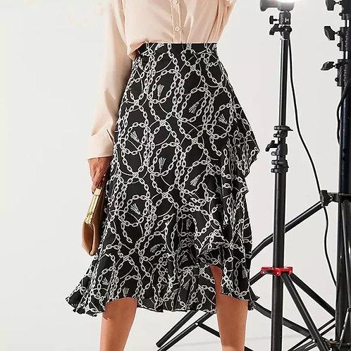 Ivey Ruffles Skirt